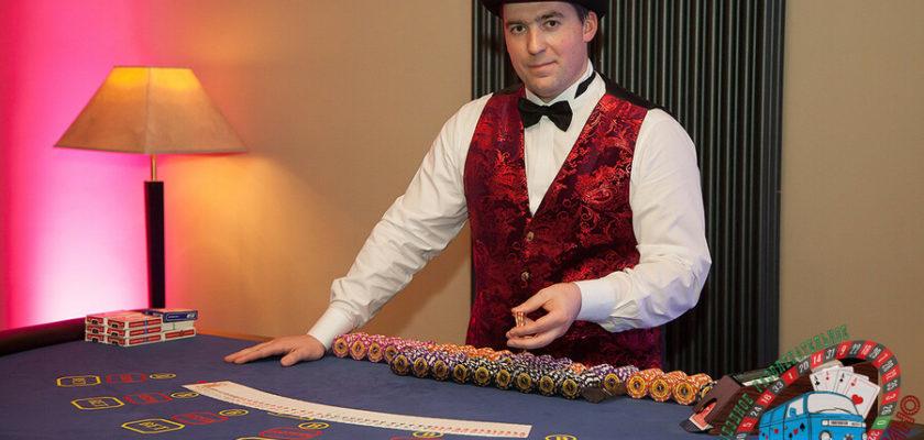 Выездное казино - преимущества и недостатки