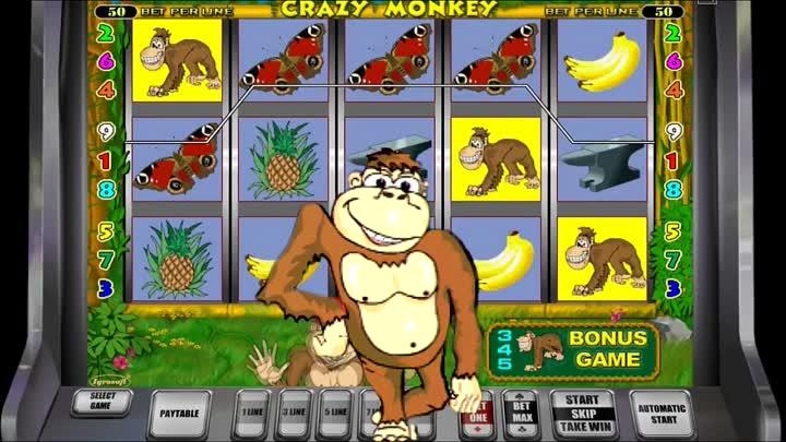 Купить игровой автомат crazy monkey деньги онлайн верификатор