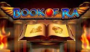 Игровой автомат Book of Ra   Книжки   Книга Ра играть онлайн