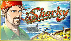 Игровой автомат Sharky - описание Шарки, играть без регистрации