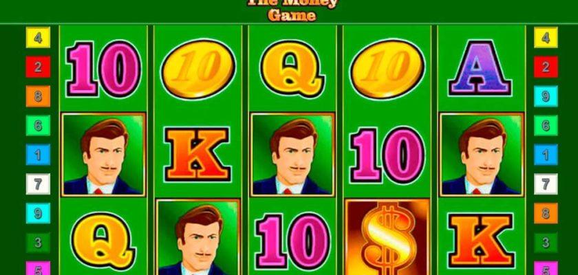 Игровой автомат the money game (мани гейм) играть бесплатно