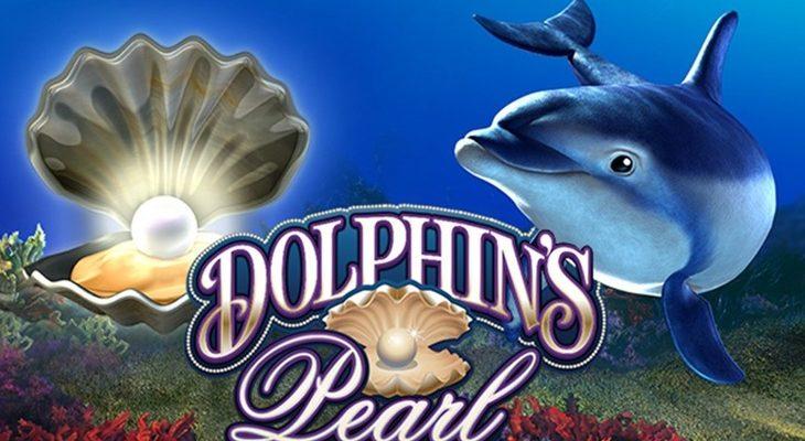 dolphins pearl игровой автомат